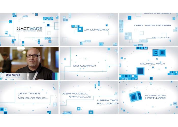 Xactware User Conference 2015 by Xactware