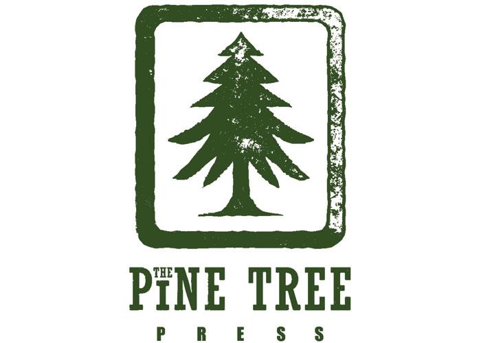 Pine Tree Press Logo Design by Carol Sullivan Design