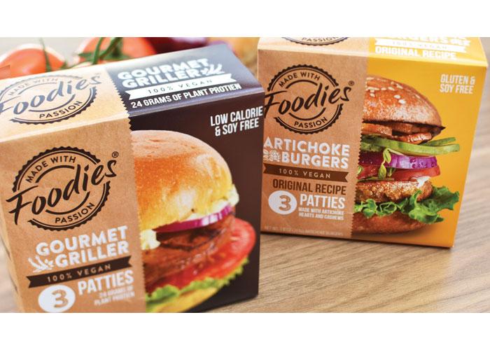 Foodies Packaging by Flood Creative