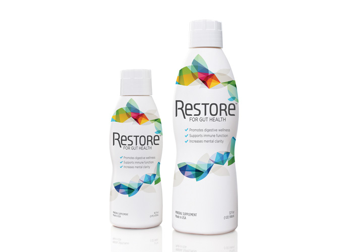 Restore Packaging by Flood Creative