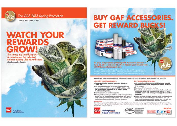 Spring Promotion 2015 by GAF