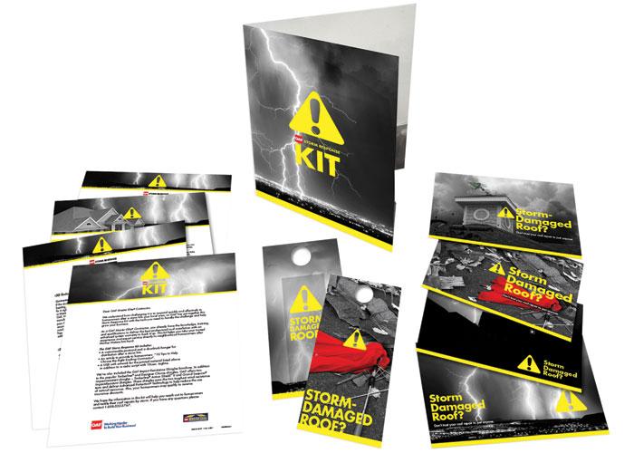 GAF Storm Response Kit by GAF