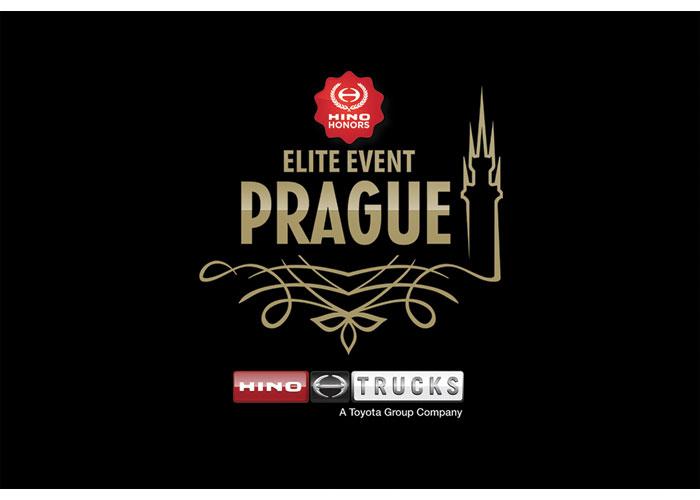 Elite Event Prague by Hino Trucks Marketing