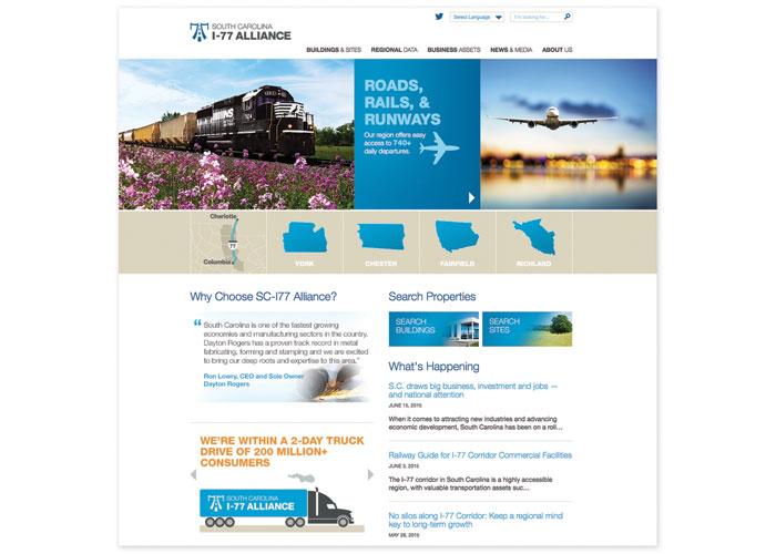 Website Design by Liaison Design Group