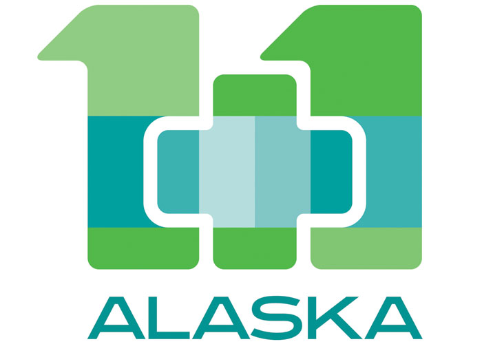 1+1 Alaska Logo by Mad Dog Graphx
