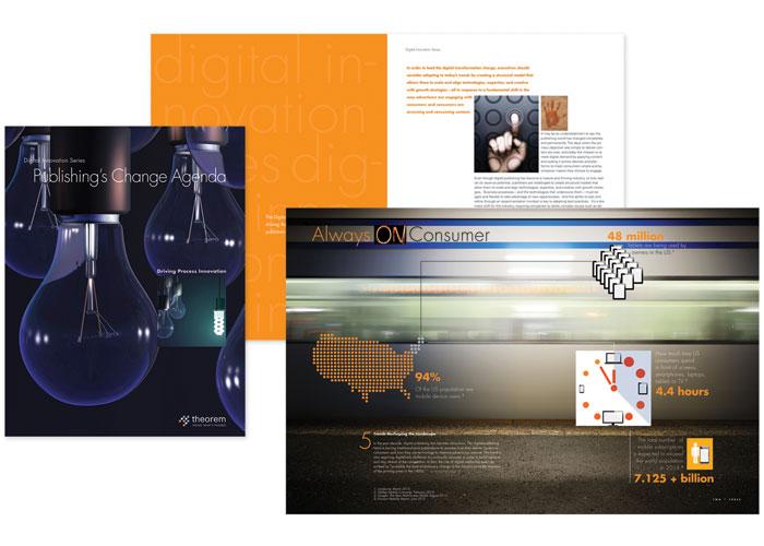 Digital Innovation: Publishing's Change Agenda by Bonavita Design LLC