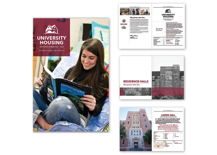 University Housing 2014-2015 Housing Guide by Florida State University - DSA Marketing & Communications