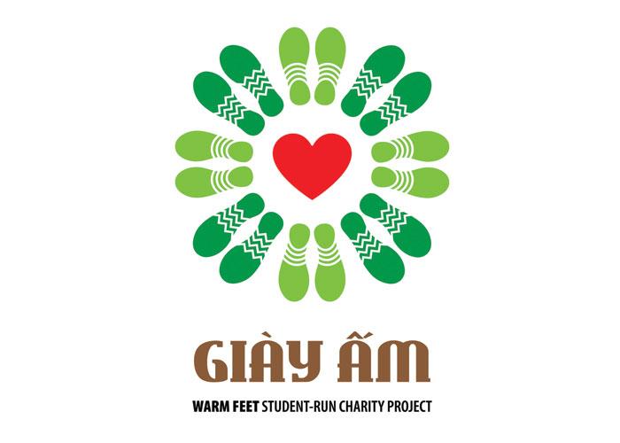 Giày Ãm Logo by Tridong Design
