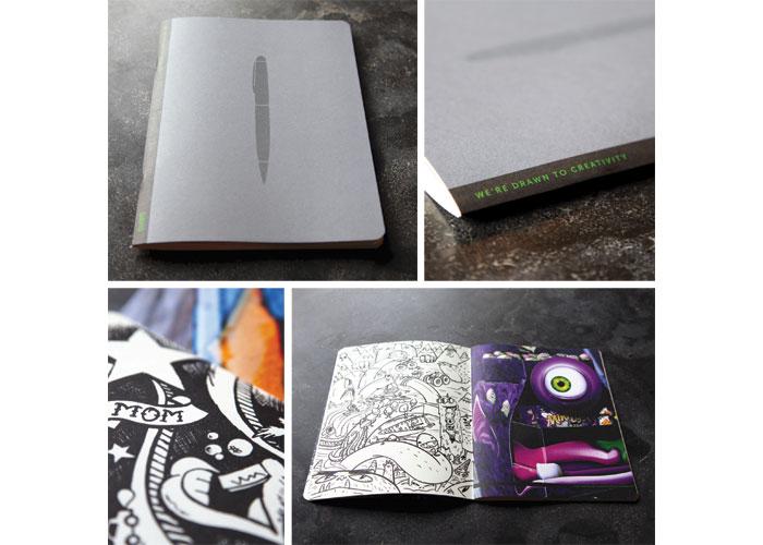 Davis Field Notebook by Davis