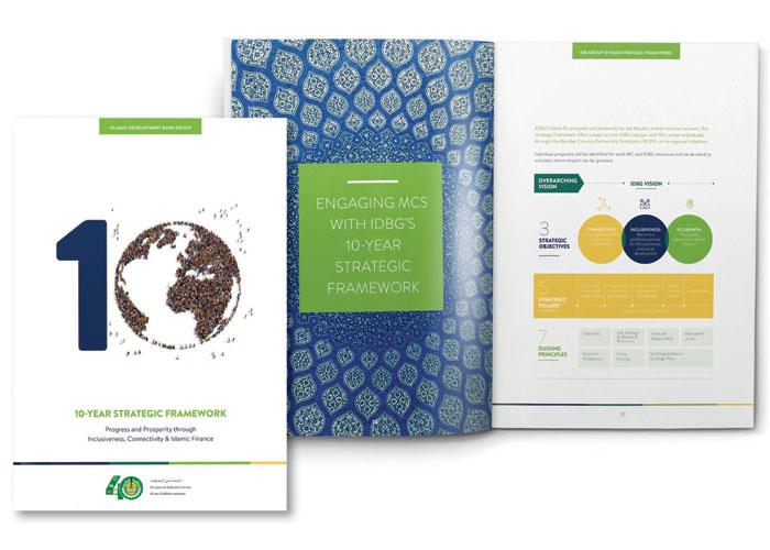 10-Year Strategic Framework by studio of KUNG PIK LIU