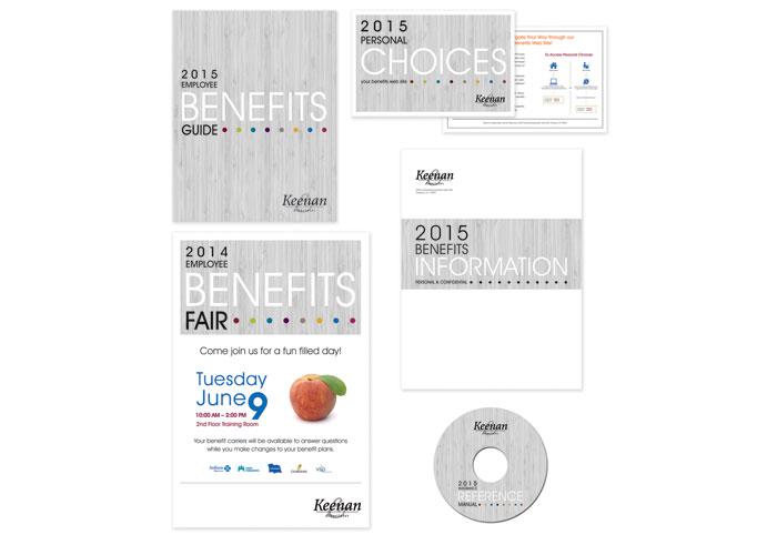 2015 Open Enrollment Communications by Keenan & Associates