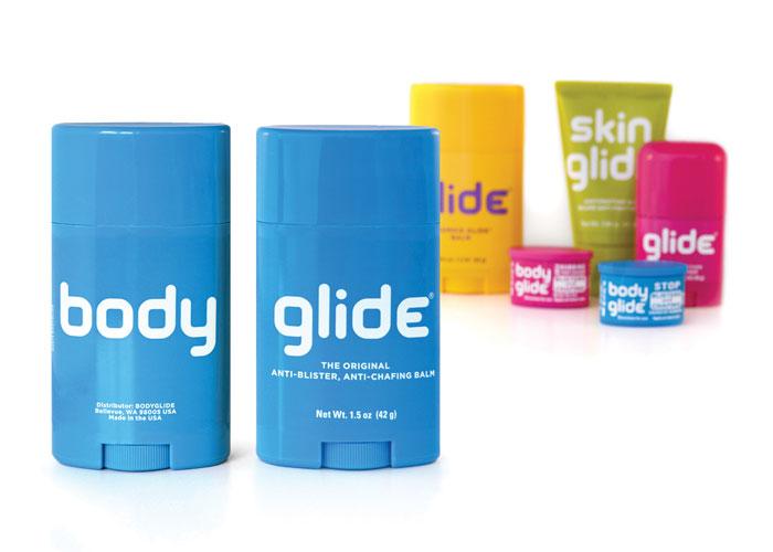 Body Glide Brand & Packaging by Retail Voodoo