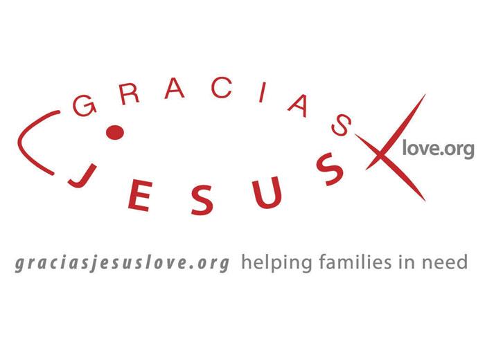 Gracias Jesus Logo by MiDESign & Marketing Consultancy