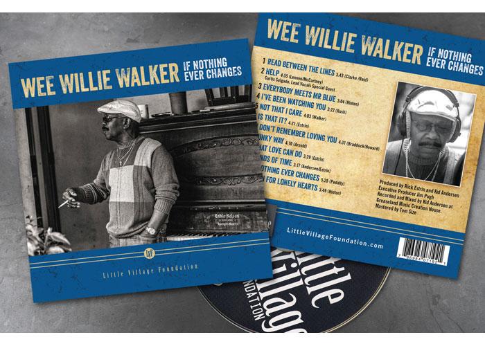 Wee Willie Walker - Mini Sleeve Package by Visual Harmony