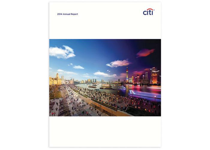 Citi 2014 Annual Report by Citi