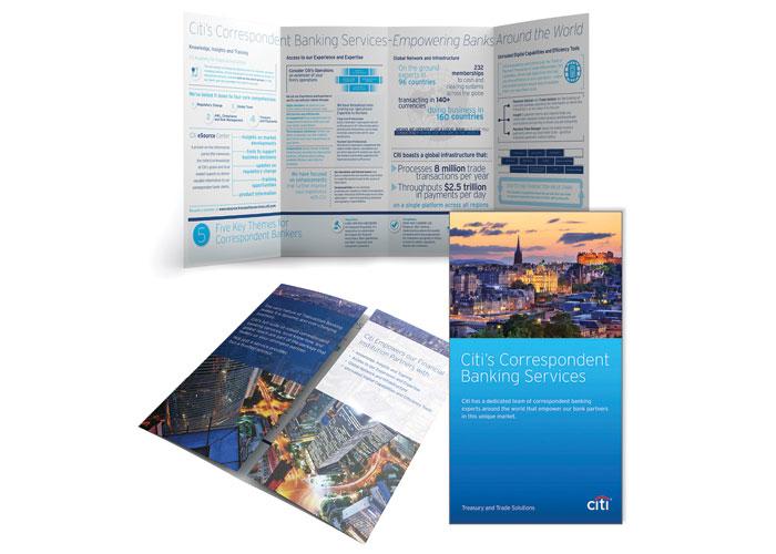 Citi's Correspondent Banking Services by Citi