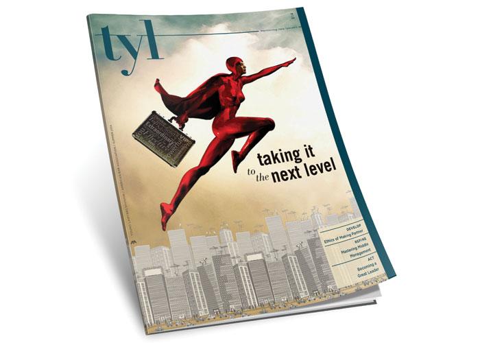 TYL Summer 2014 Issue by American Bar Association