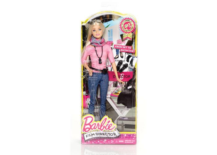 Barbie® Film Director by Mattel, Inc./Barbie Packaging