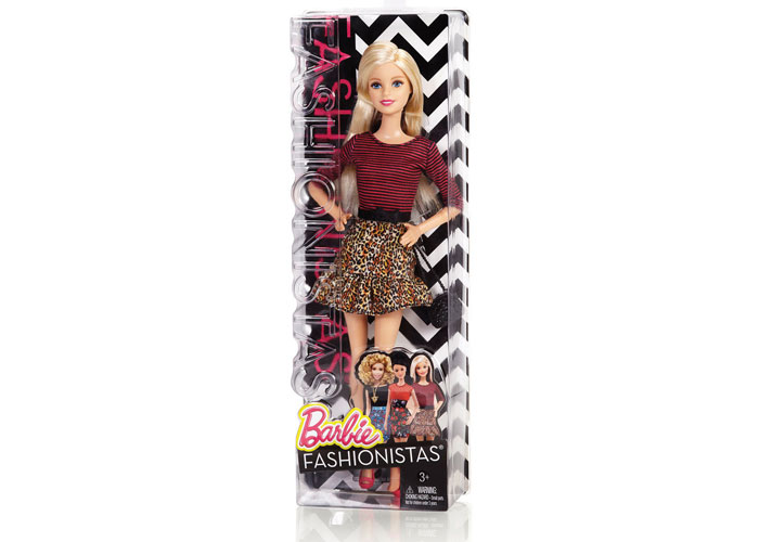 Barbie® Fashionistas® Dolls by Mattel, Inc./Barbie Packaging