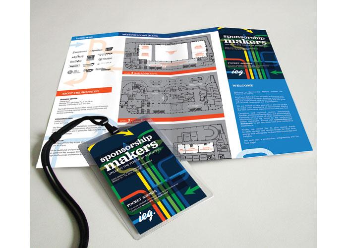 IEG 2015 Pocket Agenda by Evalution Design Solutions