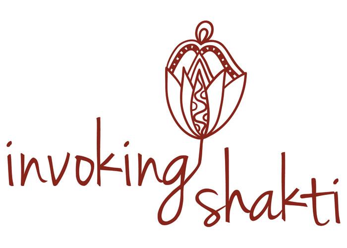 Invoking Shakti Logo by Shabibi Creative Services