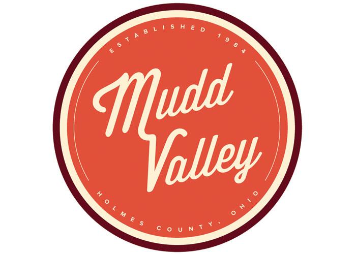 Mudd Valley Cafe Logo by Tyler Brewer Design