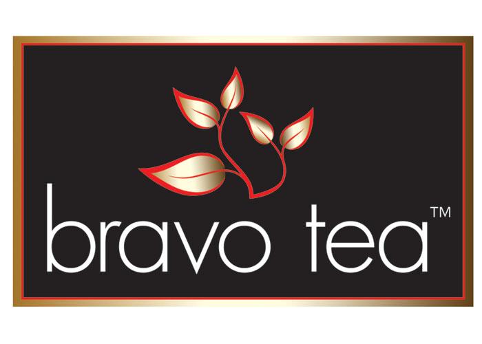 Bravo Tea Logo Design by Babilon Arts, Inc.