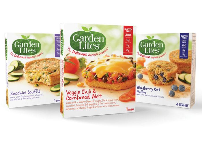 Garden Lites Packaging and Branding by BAKER Brand Design