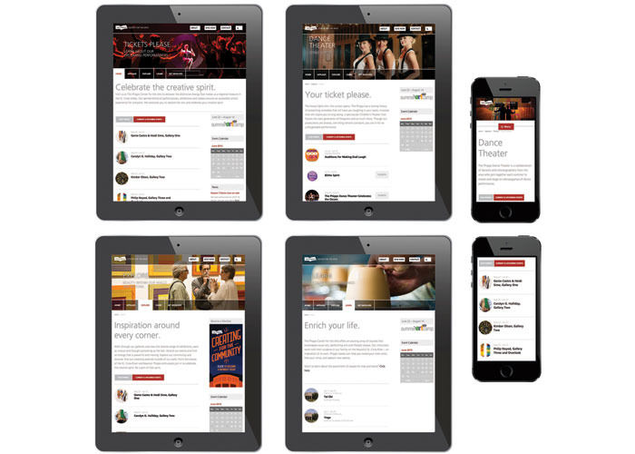 Website Redesign by Christiansen Creative
