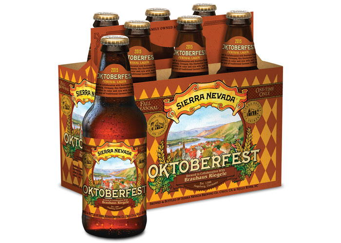 Sierra Nevada Oktoberfest by Consumer Product Branding, LLC
