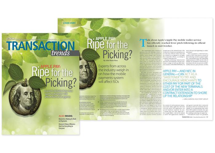 Transaction Trends Magazine by Content Communicators LLC
