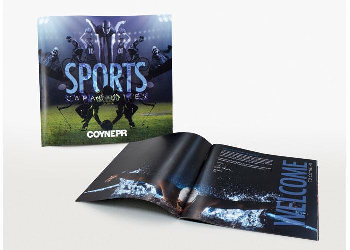 Coyne PR Sports Capabilities Book by Coyne PR