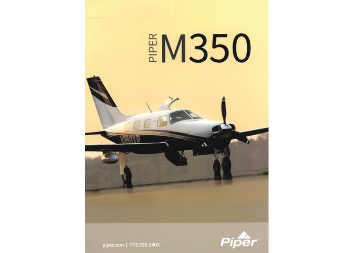 Piper M350 Brochure by Piper Design Team