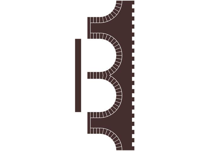 BridgeLine Property Management Logo by Mermaid, Inc.