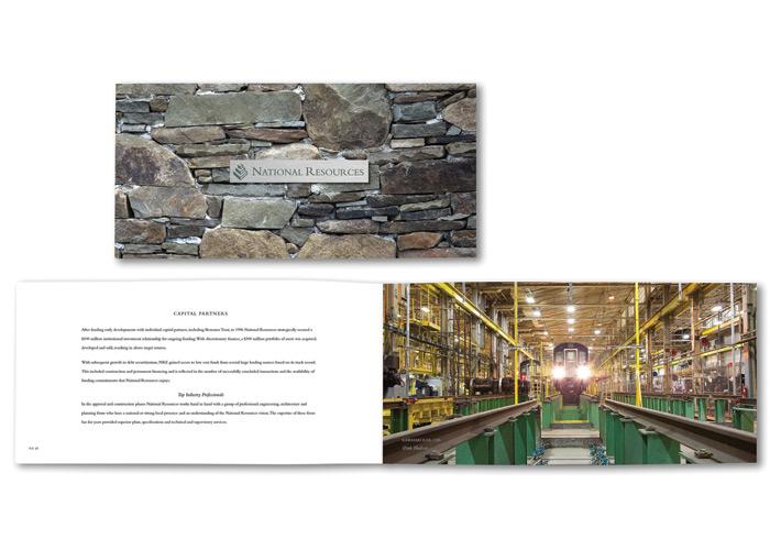 National Resources Biennial Brochure by Mermaid, Inc.