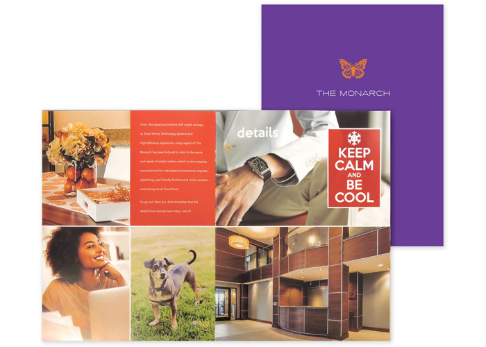 Monarch Marketing Brochure by Mermaid, Inc. + RODE Advertising