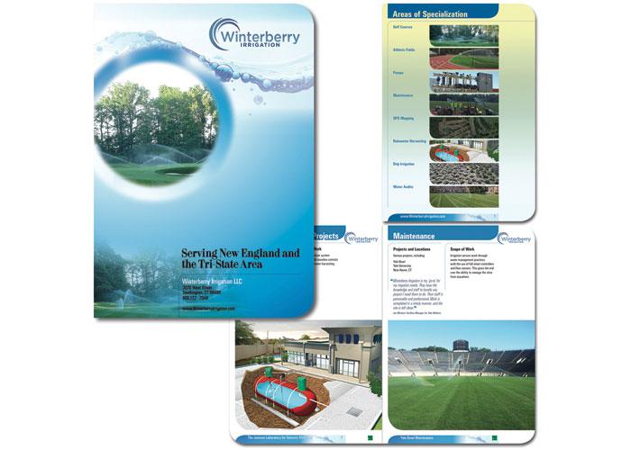 Winterberry Capabilities Brochure by Millward and Millward LLC