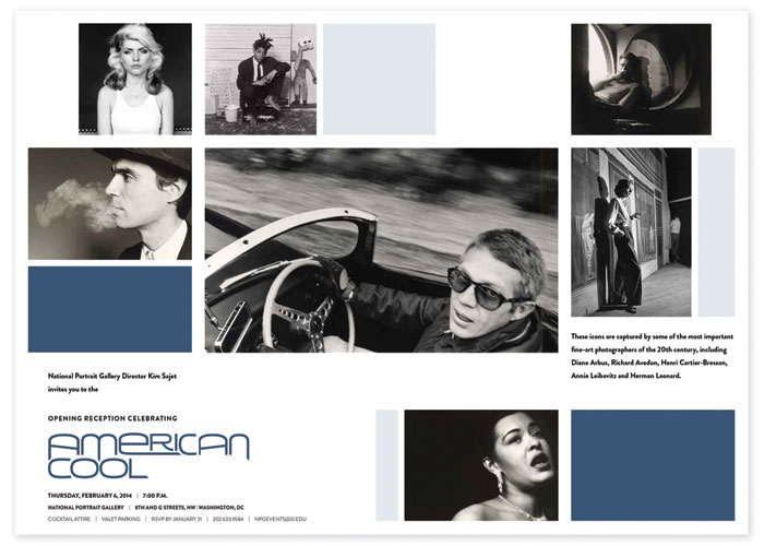 American Cool Invitation by Fuszion