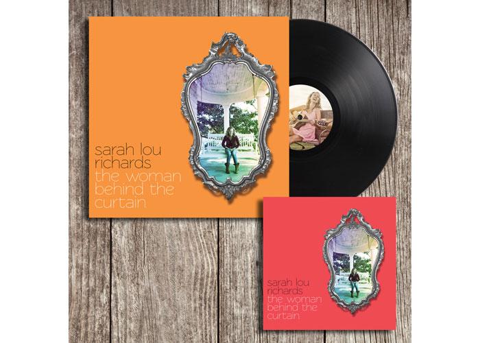 Singer/Songwriter Sarah Lou Richards Album by How 2 Design