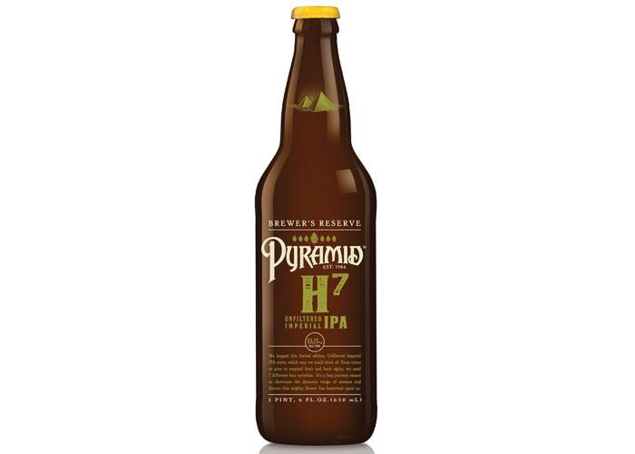 Pyramid - H7 IPA Package Design by Cornerstone Strategic Branding