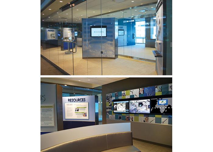 Global Center for Health Innovation Showroom by Karen Skunta & Company