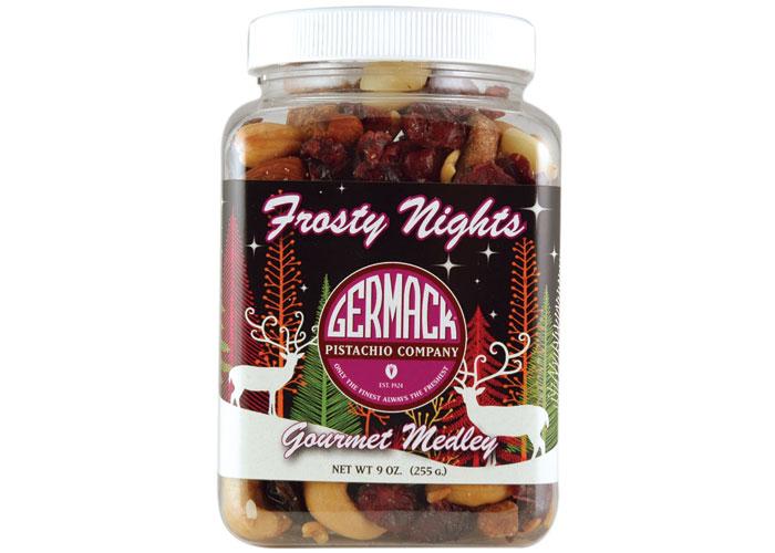 Germack Frosty Nights - Mini Jar by Anne Ink, LLC