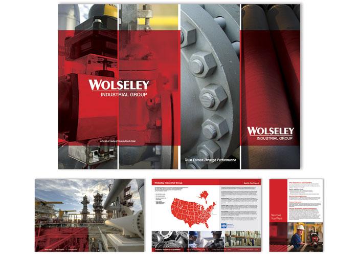 Wolseley Industrial Group Brochure 2014