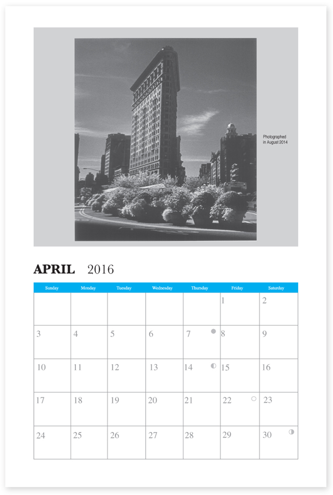 Kaplan printers Calendar 4-11