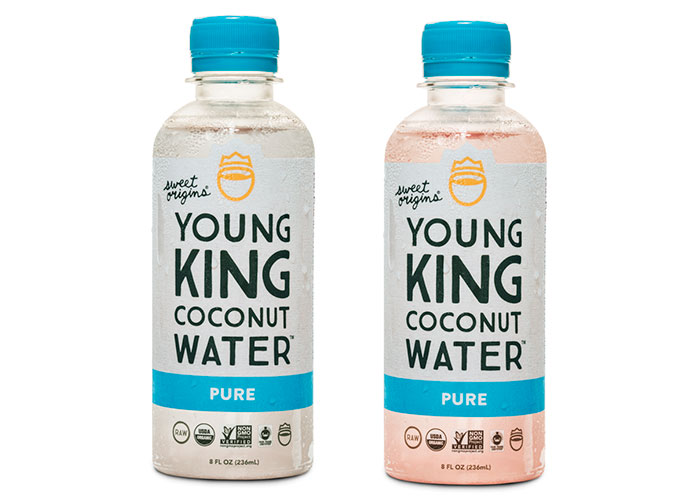 Young King Coconut Water