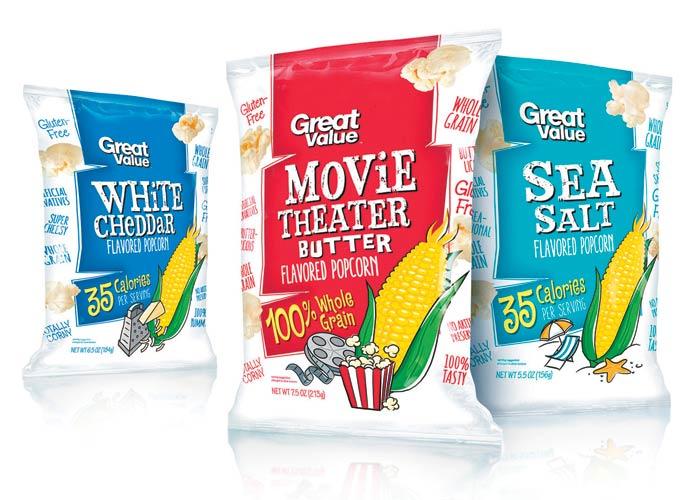 Great Value RTE Popcorn