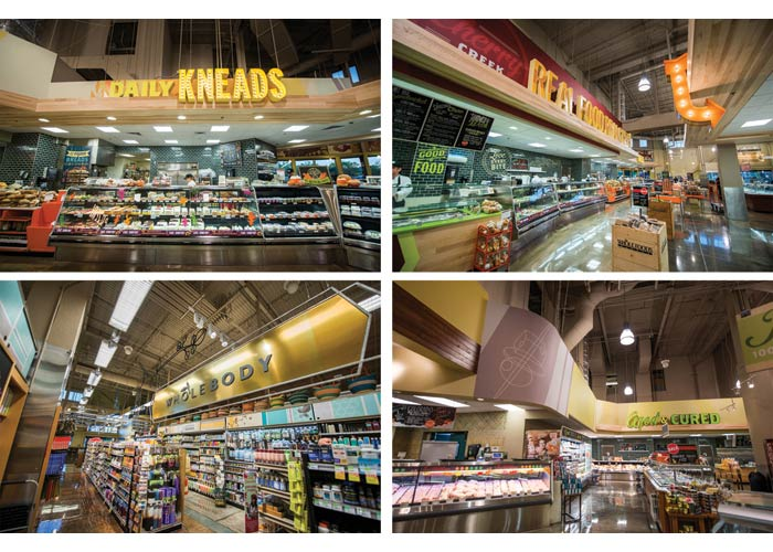 Whole Foods Market: Cherry Creek by ArtHouse Design