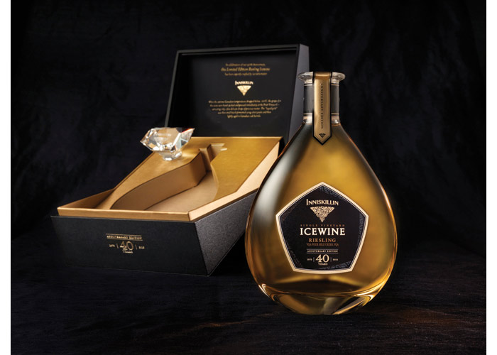 40th Anniversary Limited Edition Icewine Package