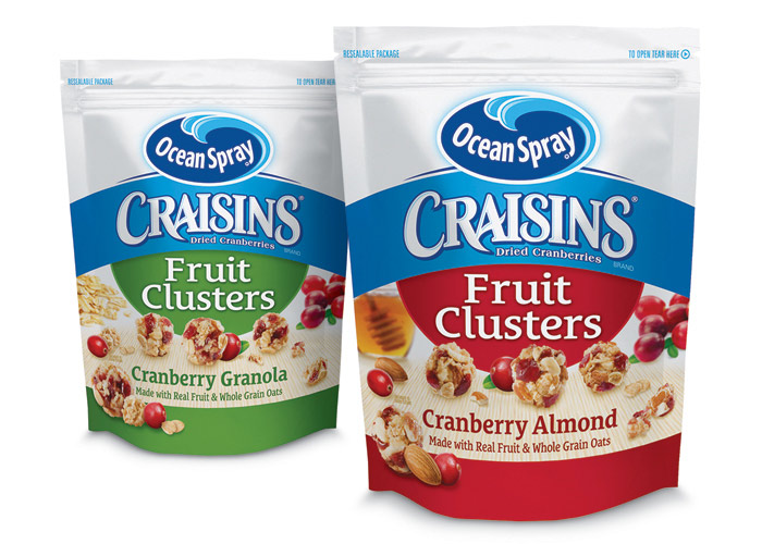 Craisins Fruit Clusters by Stapley Hildebrand