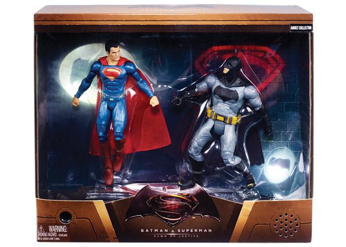 Batman vs. Superman ComicCon